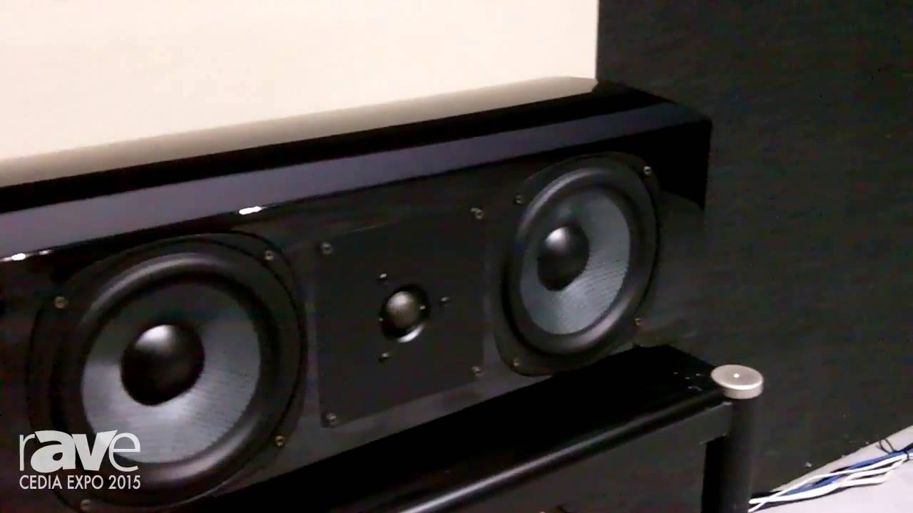 CEDIA 2015: Phase Technology Showcases dARTS Digital Audio Reference Theater System